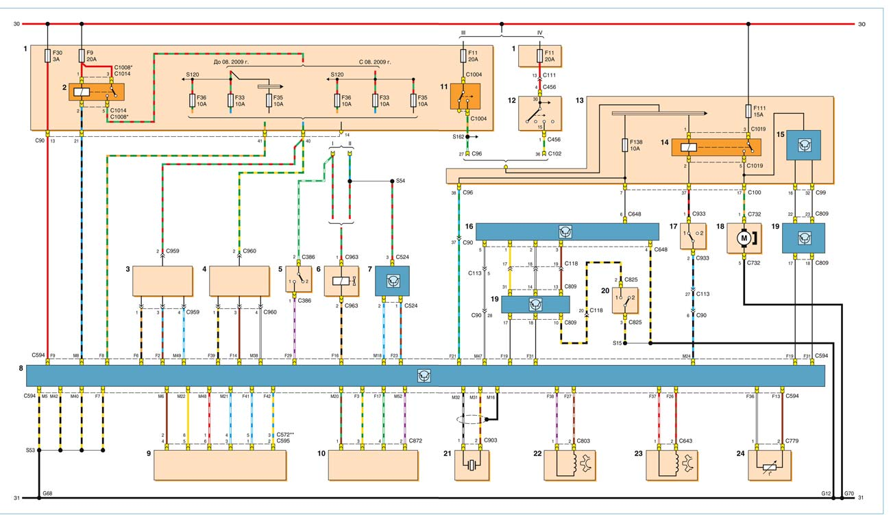 Схема заправки картриджей canon 511 фото 500