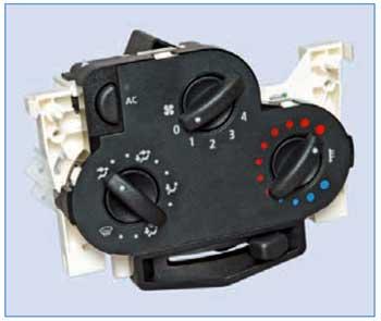 Система вентиляции, отопления и кондиционирования Logan